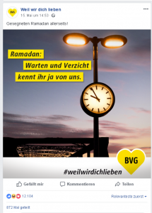 BVG Community Management